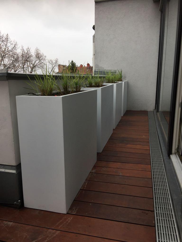 Balkon von Garten Leopold